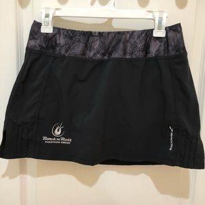 Brooks Rock n Roll Marathon Series Running Skirt M
